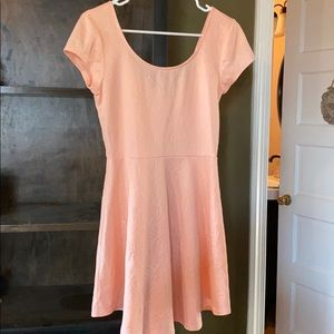 Charlotte Russe pink dress